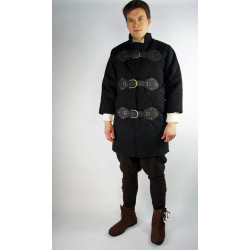 Gambeson avec fermoirs...
